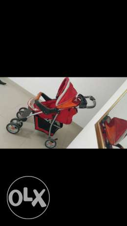 Kids item (bath tub, pram, infant car seat., swing and musical chair
