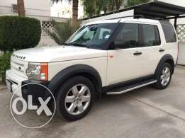 Full option LR3 V8 HSE