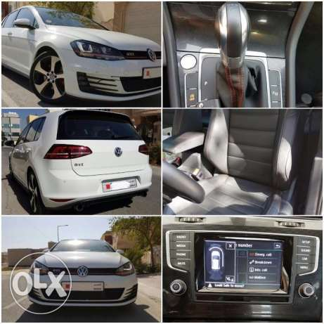 Golf GTI 2016 For Sale عوالي -  1