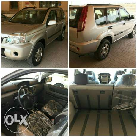 Nissan x-trail 2012 in perfect condition