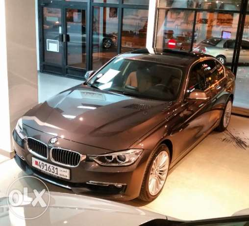 Bmw 328ia luxury 2014 البديع -  1