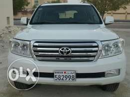 Toyota land cruiser VXR V8 5.7