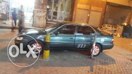 Toyota Corolla for sale excellent condition fully yer passing