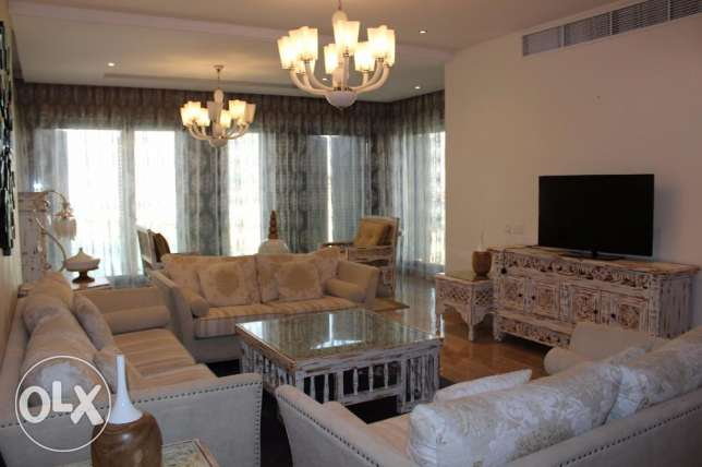 3 Bedroom luxury and modern f/f Apartment in Reef island