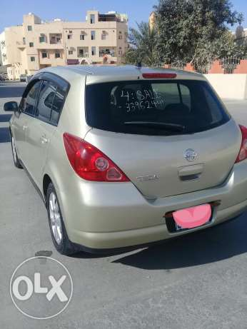 Tiida 1.6 good condition no accidents clean car