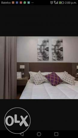 flat The Nest one bed room sanabis new