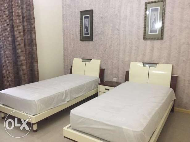 Two Bedrooms Fully Furnished Apartment in Mahooz