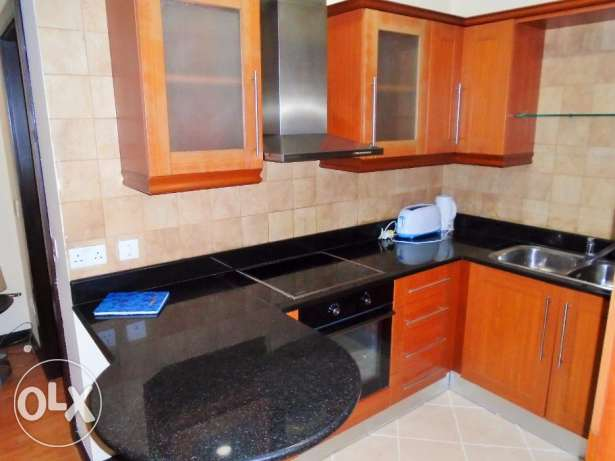 A beautiful 1 bedroom flat fully furnished in Mahooz