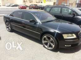 Audi A8 2008 For Sale , Full Option