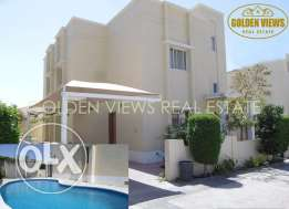 3 Bedroom semi furnished villa with private pool,garden - all inclusiv