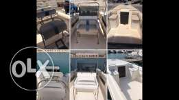 Marine services interior renew and 12v work electronic works