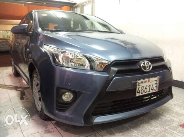 HatchbackYaris 2015 for urgent sale