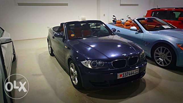 BMW 125i 2009 Convertible full option