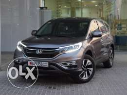 Honda CR-V EXi Leather 4WD 2.4L  5Dr Auto Brown 2015 For Sale