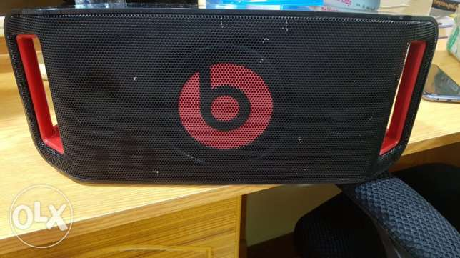 beats boom box portable