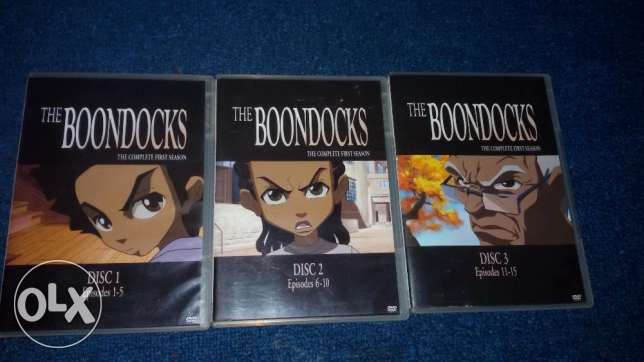 Boondocks Complete Season sale