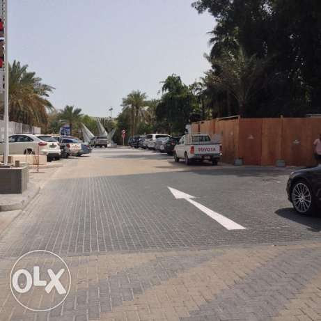 Land for Sale in Adliya near Gulf Hotel. Suitable for Restaurant.