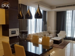 Brand New city or Sea View FF 2 Br Apartment in Juffair