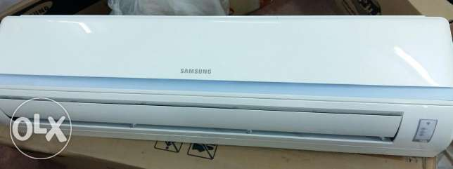 Brand New Samsung SPLIT AC 2.5 TON with new pipe and INSTALLATION