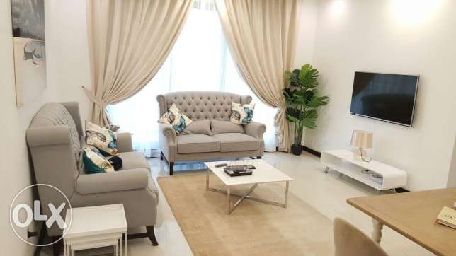 Amazing two BR fully furnished near to Almercado mall