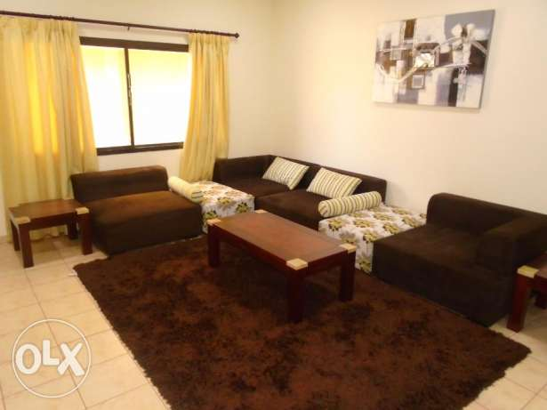 Flat for rent fully furnished 2 bedroom in Juffair