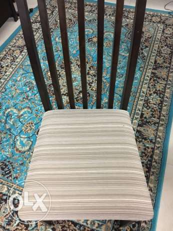 dining table chairs for sale (6available)