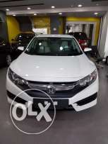 Brand New Honda Civic LX 2016