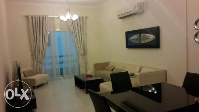 Stylish 2 BR flat in Saar / Balcony