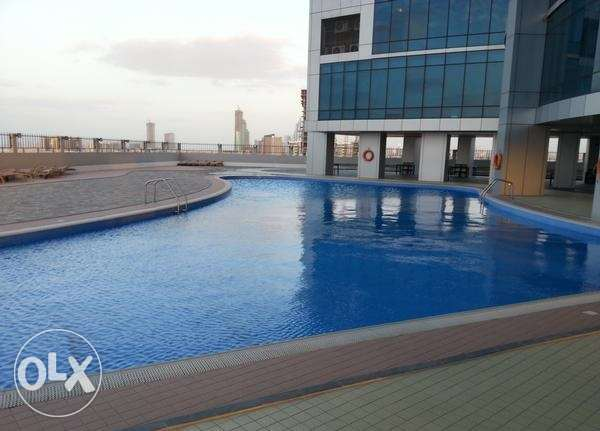 Oppsite City center 2 bedroom 18th floor apartments for sale