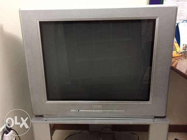 "Philips 29"" Flat Screen TV - BD 15"