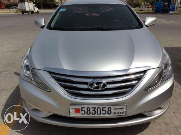 For Sale 2013 Huyndai Sonata Korea Specification