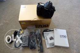 Nikon D700 Full Frame Camera Body - Excellent Condition - Negotiable