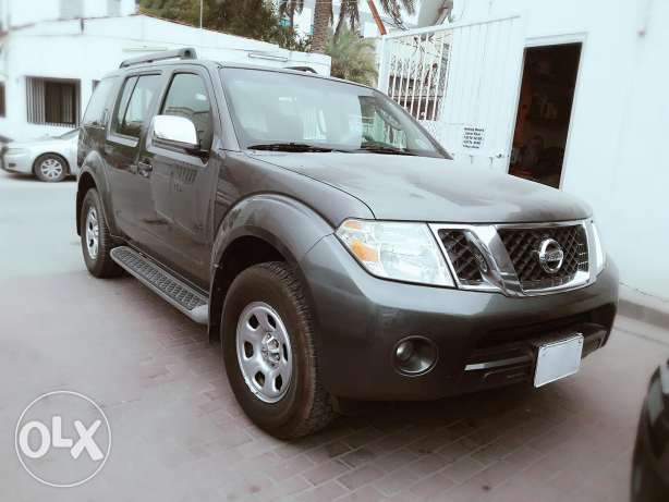 Nissan pathfinder model 2008 for sale , very cleaned suv.