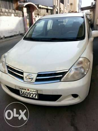 NISSAN TIIDA FOR SALE - MODEL 2011- Excellent Condition