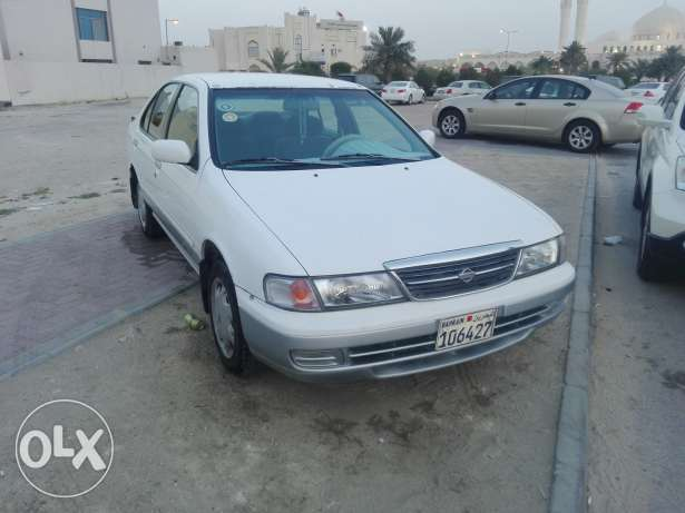 For sale Nissan sunny 1998