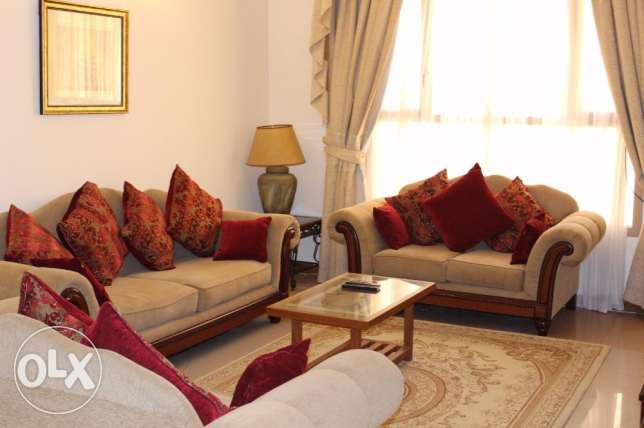 Amazing flat f-furnished in Juffair 2 bedroom