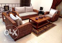 Bamboo sofa 4sale