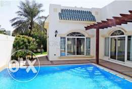 Luxury 4 bedroom compound villa with temperature controlled pool