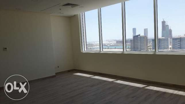 Brand new offices for rent in Seef area