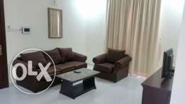 Fully Furnished Apartment For rent at Um al Hassam (Ref No:10UHZ )