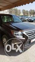 Lexus GX 460, Model 2014, agent maintained