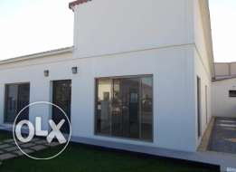 3 Bedroom semi furnished villa for rent with garden and pool