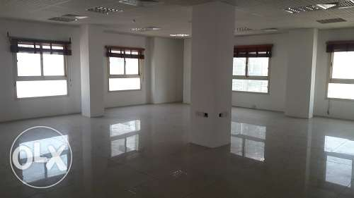 100m2 open office space in Seef Central just for BD. 400/-