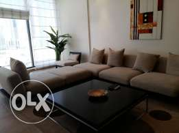 2 bedr fully furnished beautiful apartment in Seef