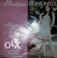 Mahnur fashion Pakistani Indian suites only 11 bhd