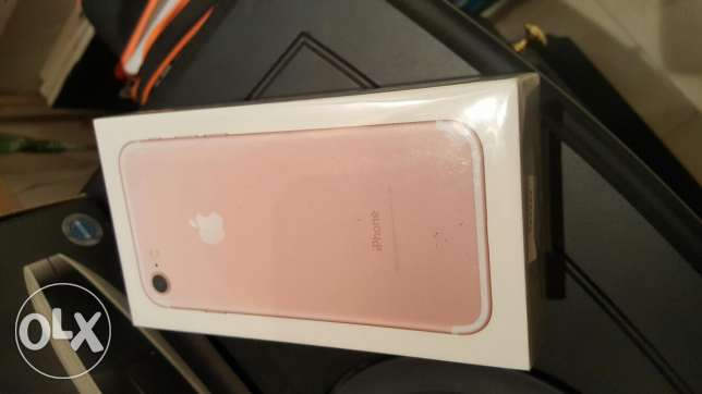 Iphone 7 Rose Gold GB128 | Sealed Box