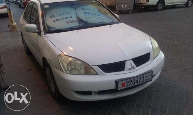 Lancer 2007 model car for sale.