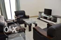 2 Bedroom fully furnished apartment with all facilities in Juffair