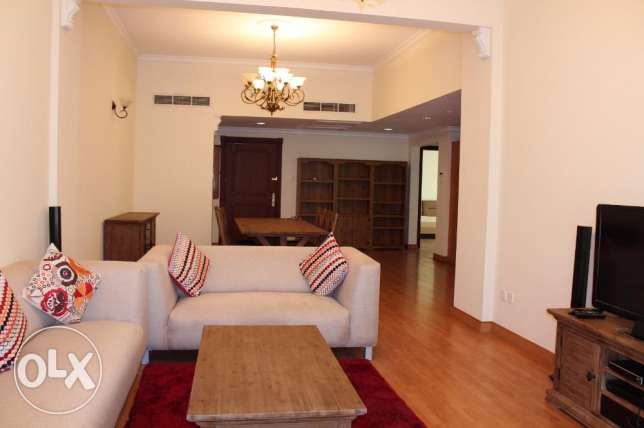 2 Bedroom Splendid Apartment in Mahooz fully furnished ماحوس -  7