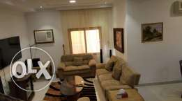 3 Bedroom Bright Fully furnished Villa in New hidd